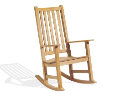 Shorea Wood Franklin Rocking Chair