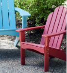 Malibu Poly Lumber Childs Adirondack Chair