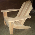 Clarks Big Red Classic Adirondack Chair (Cypress)