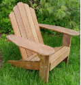 Clarks Big Red Classic Adirondack Chair (Ipe)