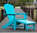 Polywood Inc. Palm Coast Ultimate Adirondack