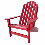 Pawleys Essentials Polywood Adirondack Chair