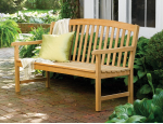 Shorea Wood 5' Foot Chadwick Bench