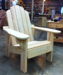 Clarks Bluegrass Gentleman Adirondack Chair (Cypress)