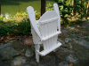 Amish Plywood Folding Adirondack Chair