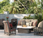 Homecrest Outdoor Living Aluminum Liberty Collection