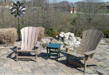 Polywood Adirondack Chairs and Furniture