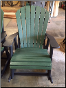 Polywood Adirondack Rocking Chair
