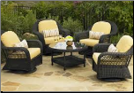 Outdoor Wicker Chairs and Furniture