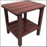Malibu Poly Lumber Side Table