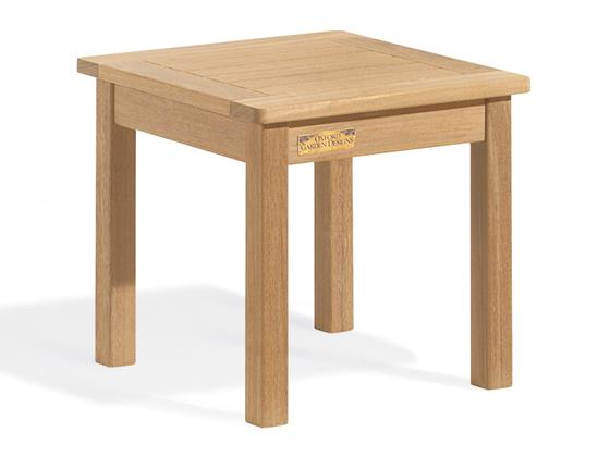 Wood Side Tables ~ Shorea wood side table
