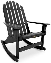Essentials Polywood Adirondack Rocking Chair