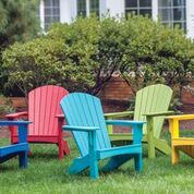Hyannis Poly Adirondack Chair