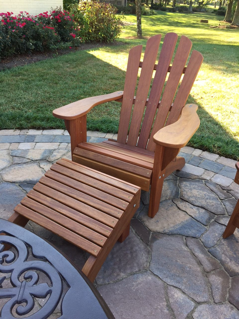 Katelyn Adirondack Chairs Clarks Outdoor Chairs - Ipe outdoor furniture