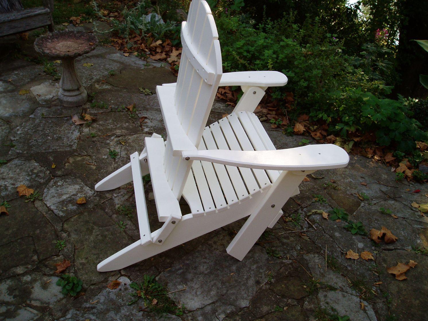 Polywood Adirondack Chairs Folding Polywood Chairs