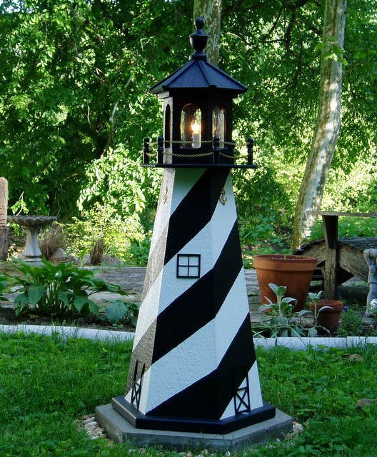 Ordinaire 4u0027 Outdoor Lighthouses