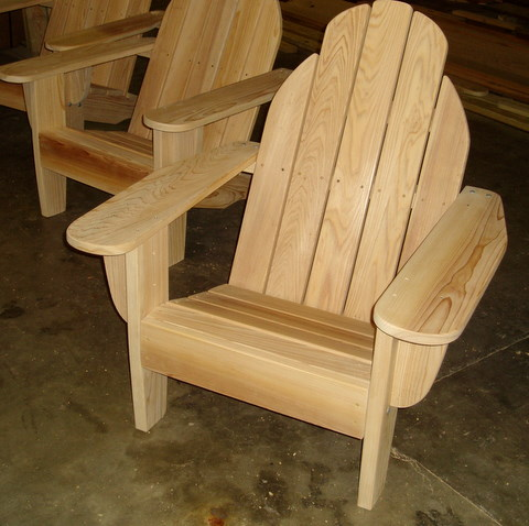 Lakeview Adirondack Chairs