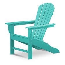 polywood palm coast adirondack chair - Polywood Adirondack Chairs