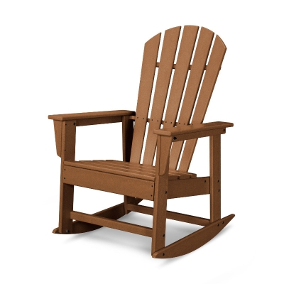 Polywood South Beach Adirondack Rocker
