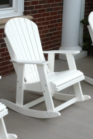 Adirondack Chairs - Polywood Furniture - Wood Outdoor Chairs