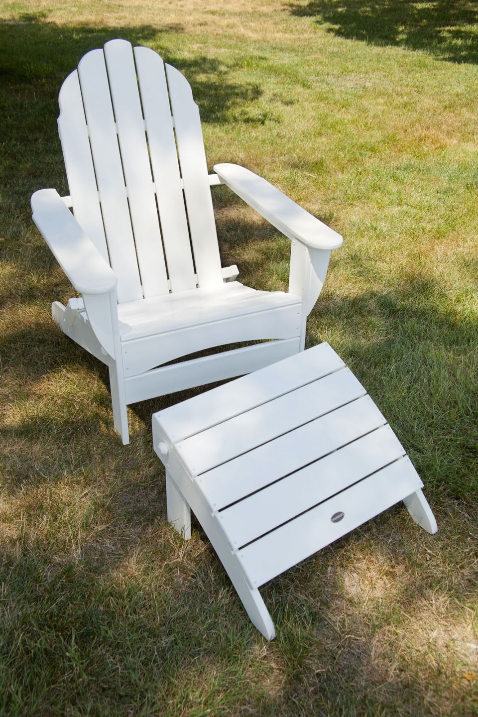 Polywood Classic Curved Back Adirondack Chair