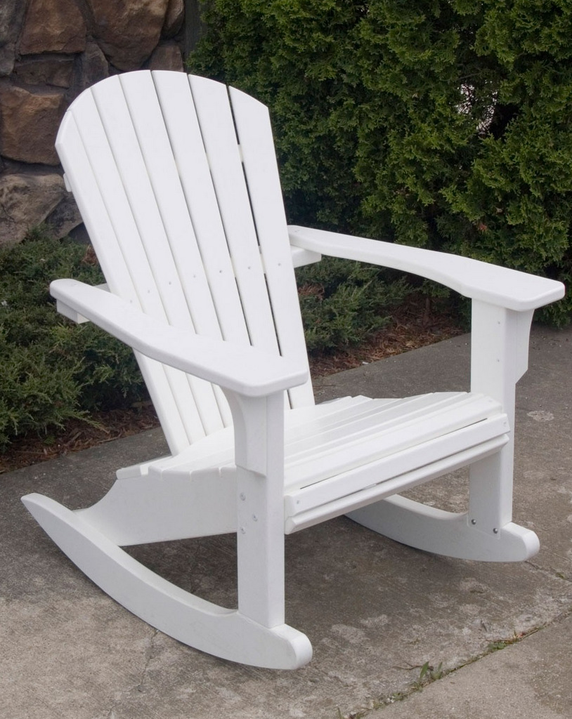 Awe Inspiring Polywood Rocking Chairs Polywood Adirondack Rockers Ocoug Best Dining Table And Chair Ideas Images Ocougorg