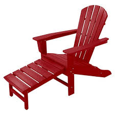 POLYWOOD Palm Coast Ultimate Adirondack Chair