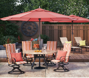 Homecrest Outdoor Living Aluminum Emory Collection