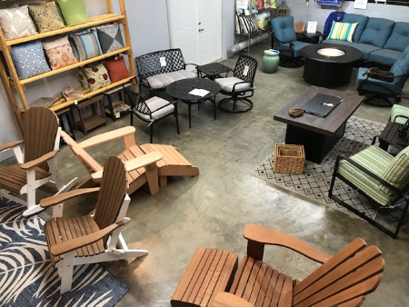 Clarks Outdoor Chairs Showroom
