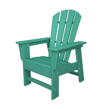 Polywood Inc Kids Adirondack Chair