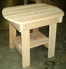 Charmed Side Table (Cypress)