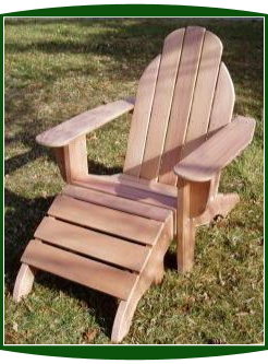 Clarks Original Lakeview Classic Adirondack Chair