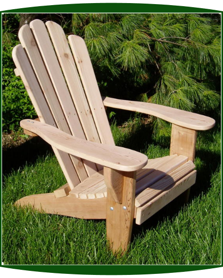 Clarks Original Katelyn Fanback Adirondack Chair