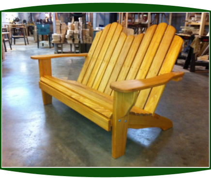 Clarks Original Katelyn Adirondack Bench