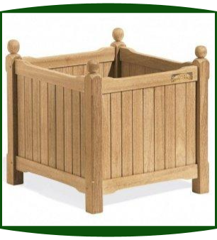 Shorea Planter Box 15 Inch