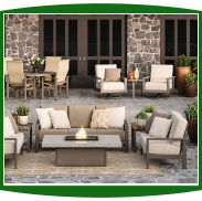 Homecrest Outdoor Living Aluminum Elements Collection