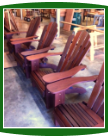Ready To Go Ipe Katelyn Adirondack Chairs