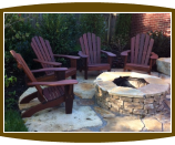Firepit chairs
