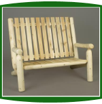 Cedar Log Outdoor Furniture