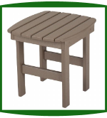 Pawleys Island Durawood Side Table